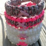 Pink Camo with Rose Pink, Neon Camo with Neon Pink and Rose Pink, White with Rose Pink, White with Neon Pink