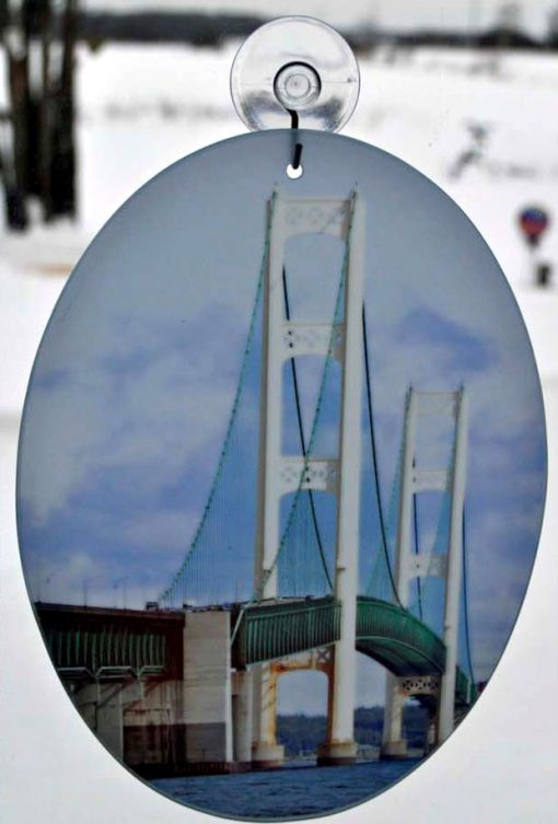 Large Photo Suncatcher