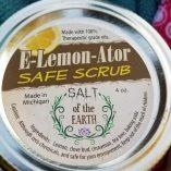 E-Lemon-Ator Natural Safe Scrub Cleaner