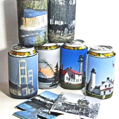 Photo Insulated Can Koozies