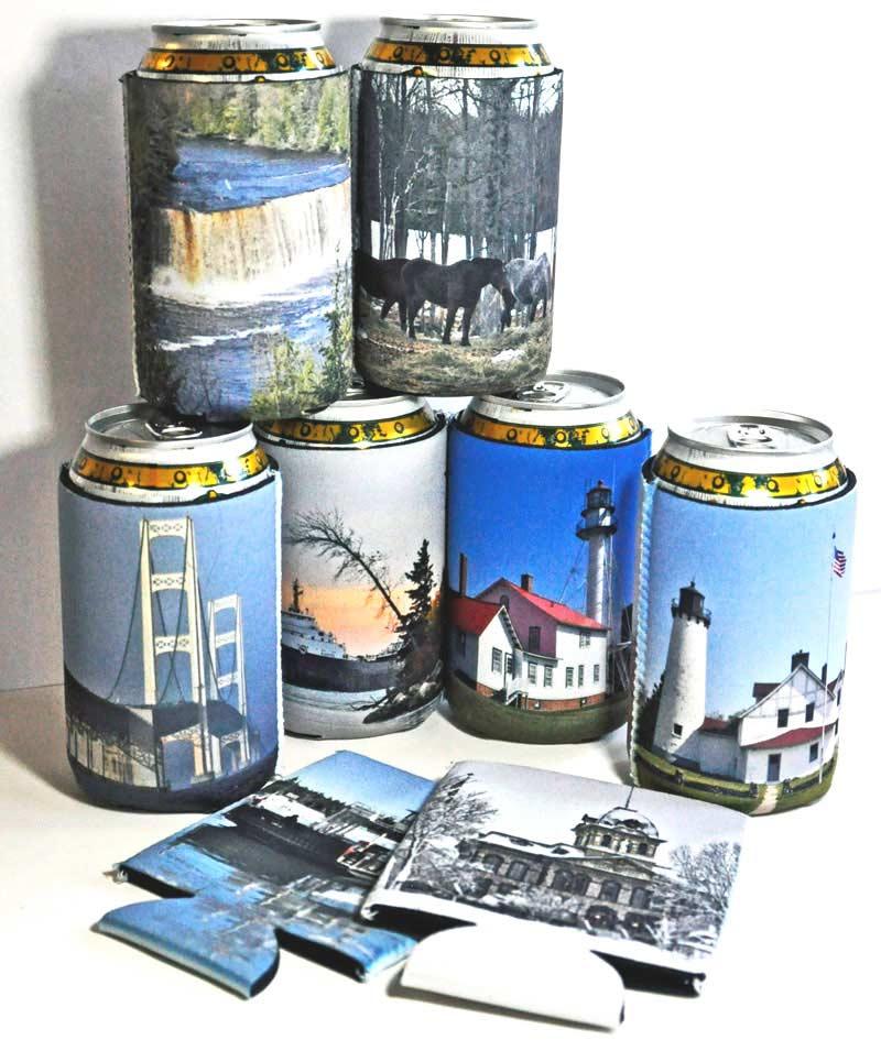 Photo Insulated Can Koozies