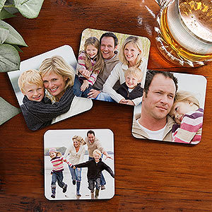 Square Photo Coasters