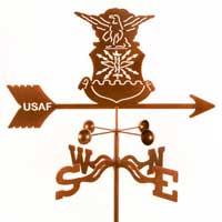 Air Force Weather Vane