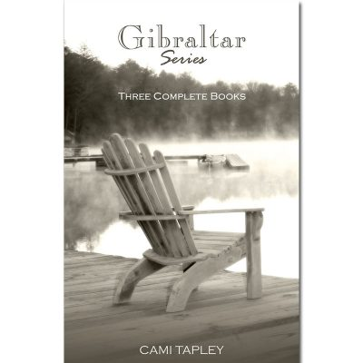 Gibraltar Series by Author Cami Tapley