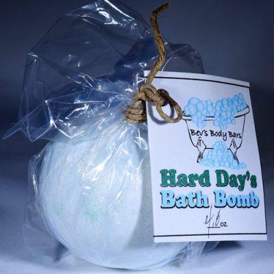 Hard Days Bath Bomb