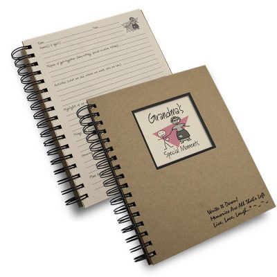 Grandma's Special Moments Journal