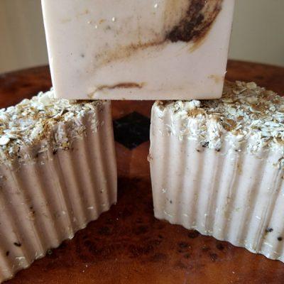 Pumpkin Spice Oatmeal Soap