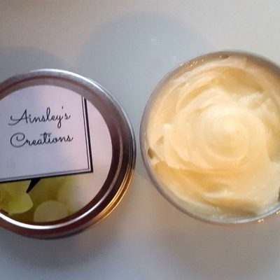 Ainsley's Creations Organic Body Butter