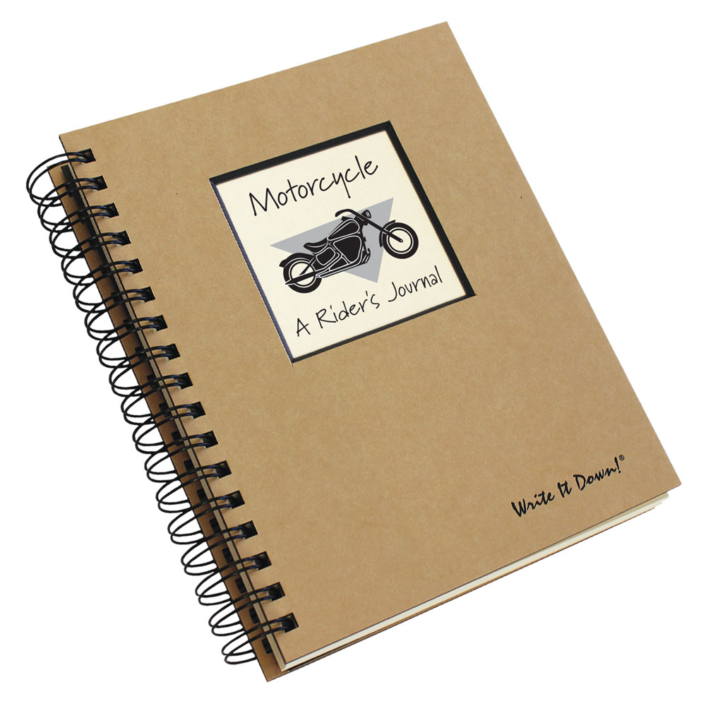 Motorcycle – A Riders Journal