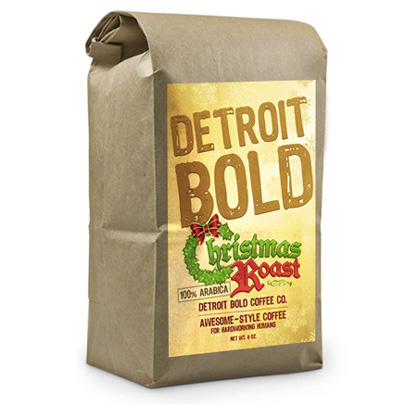 Christmas Roast Coffee by Detroit Bold