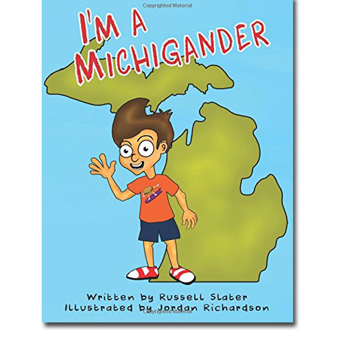 I'm A Michigander Book