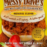 Messy Dave's Gourmet Sloppy Joe Seasoning Mix