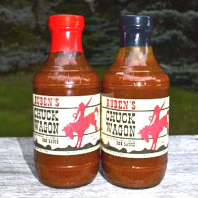 Ruben's Chuck Wagon BBQ Sauce