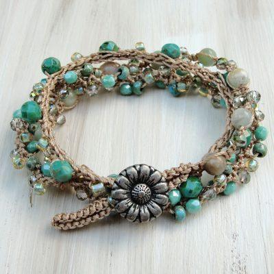Coastal Wrap Bracelet