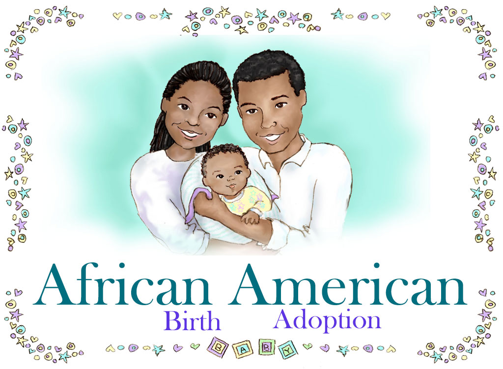 Personalized African American Family Book