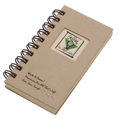 Golfing – The Golfer Mini Journal