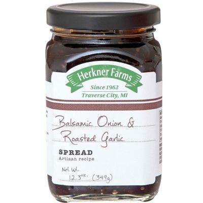 Balsamic Onion Roasted Garlic Spread