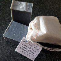 Love My Face Soap Charcoal Bentonite Clay Soap