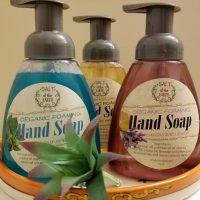 Organic Foaming Hand Soap Salt of the Earth