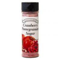 Cranberry Pomegranate Sugar