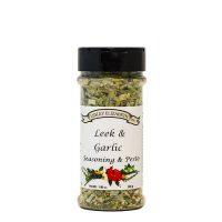 Leek Garlic Seasoning Pesto