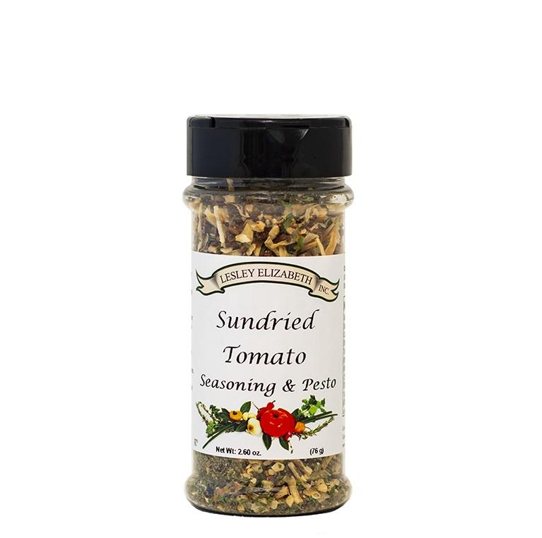 Sundried Tomato Seasoning Pesto