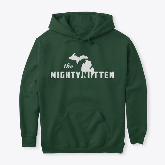 Mighty Mitten Hoodie