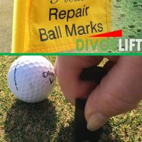 DivotLift Divot Repair Tool Club Lift