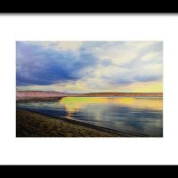 Lake Superior Sunset Print