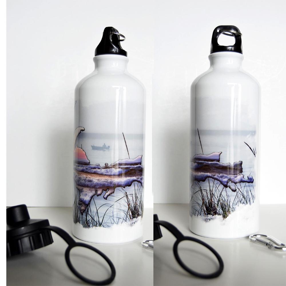Michigan Photo Water Bottle