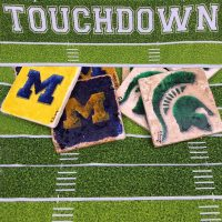 Michigan Rivalry Coasters