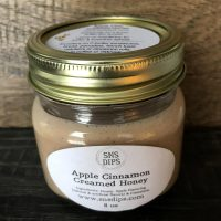 Apple Cinnamon Creamed Honey