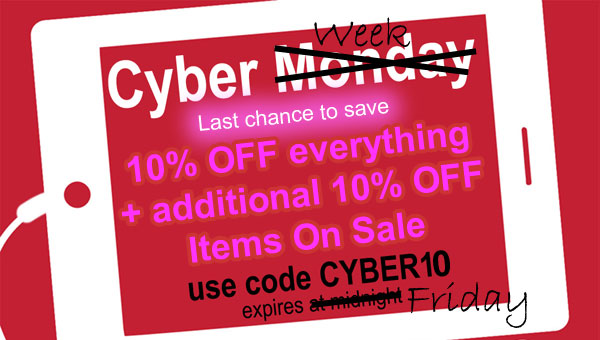 Michigan Made Cyber Monday Deals