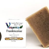 Frankincense Essential Oil Vegan Soap
