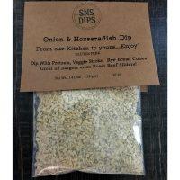 Onion Horseradish Mix