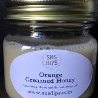 Orange Creamed Honey